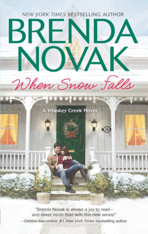 When Snow Falls Cover Art