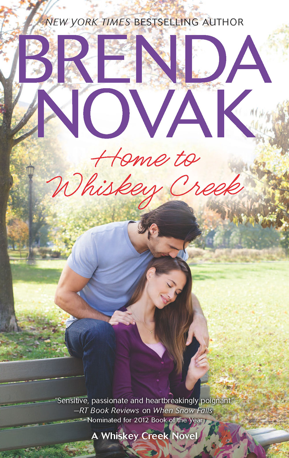 Home to Whiskey Creek Cover Art