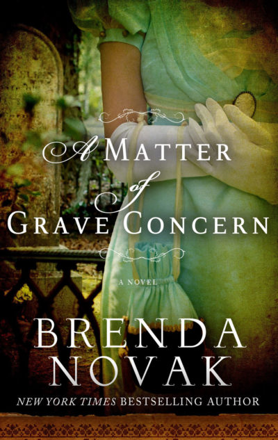 A Matter of Grave Concern Cover Art