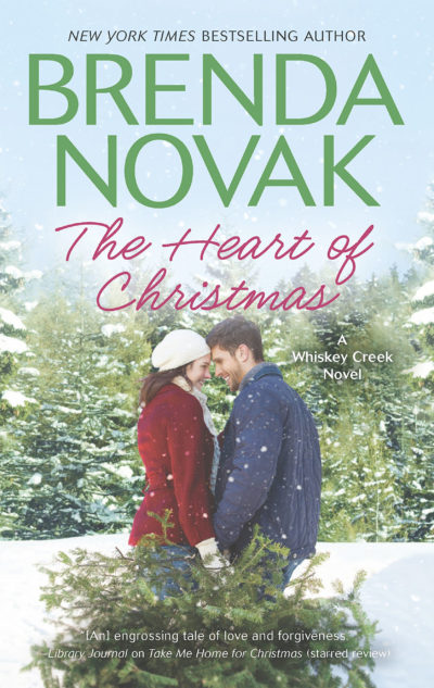 THE HEART OF CHRISTMAS gets Starred Review from Library Journal