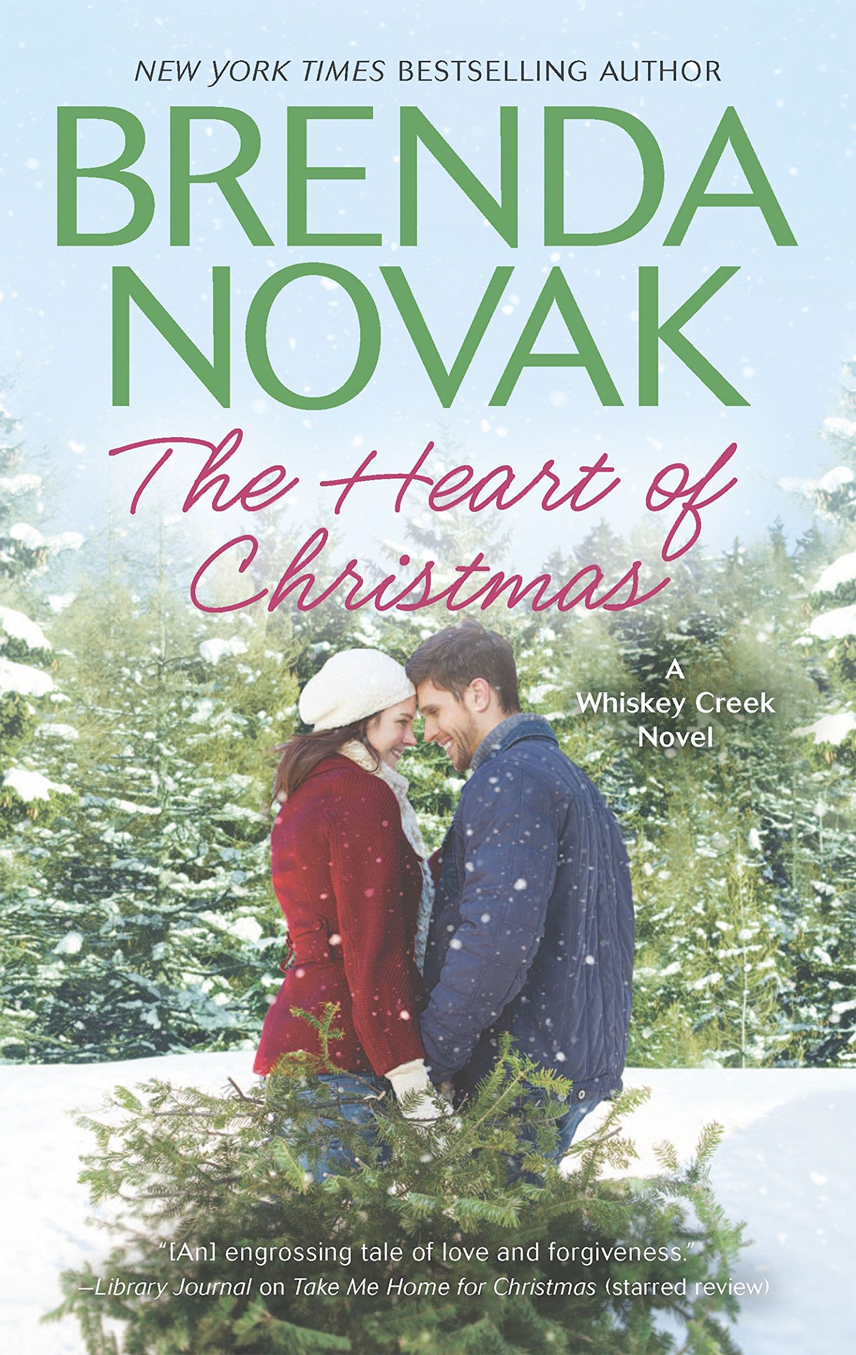 The Heart Of Christmas.The Heart Of Christmas Brenda Novak