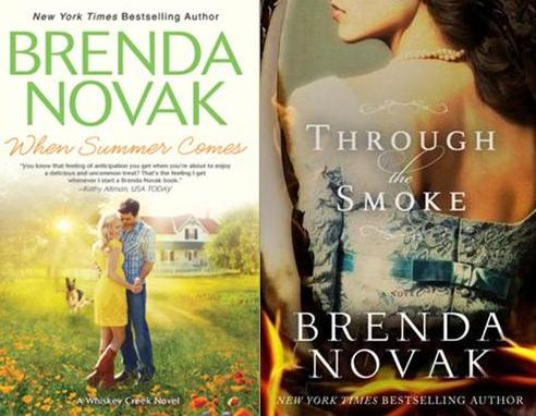 WHEN SUMMER COMES & THROUGH THE SMOKE are NRCA Finalists!