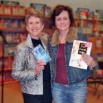 Brenda and Susan Elizabeth Phillips