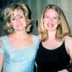 Brenda and Rebecca Wade