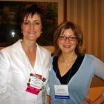 Brenda and Sarah Rundle