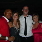 Ashley Novak, Harlequin Party