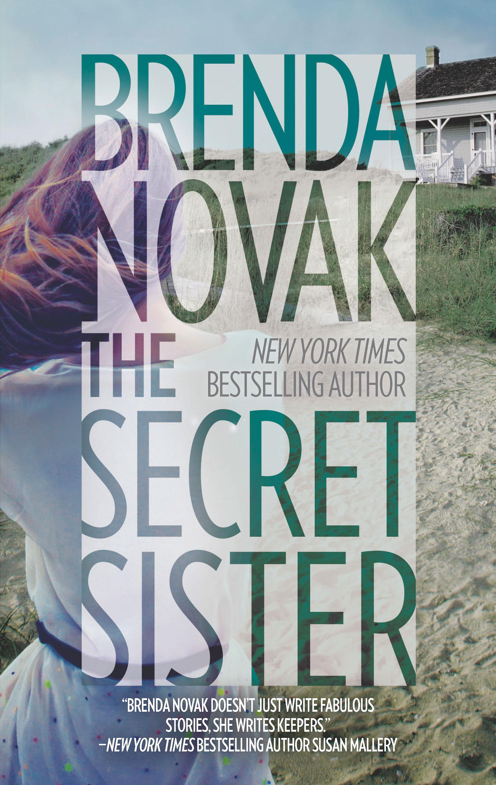 The Secret Sister (TP) Cover Art
