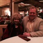 Iris and Roy Johansen at Tucson Book Festival