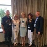 RT 2015: Andrew Peterson, Kathy Reichs, Brenda, Sandra Brown, Anderson Harp