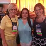 Brenda, Sylvia Day and Wendy Corsi Staub