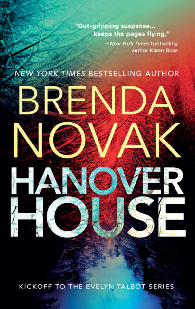 HANOVER HOUSE gets 4.5 stars from RT Book Reviews Magazine!