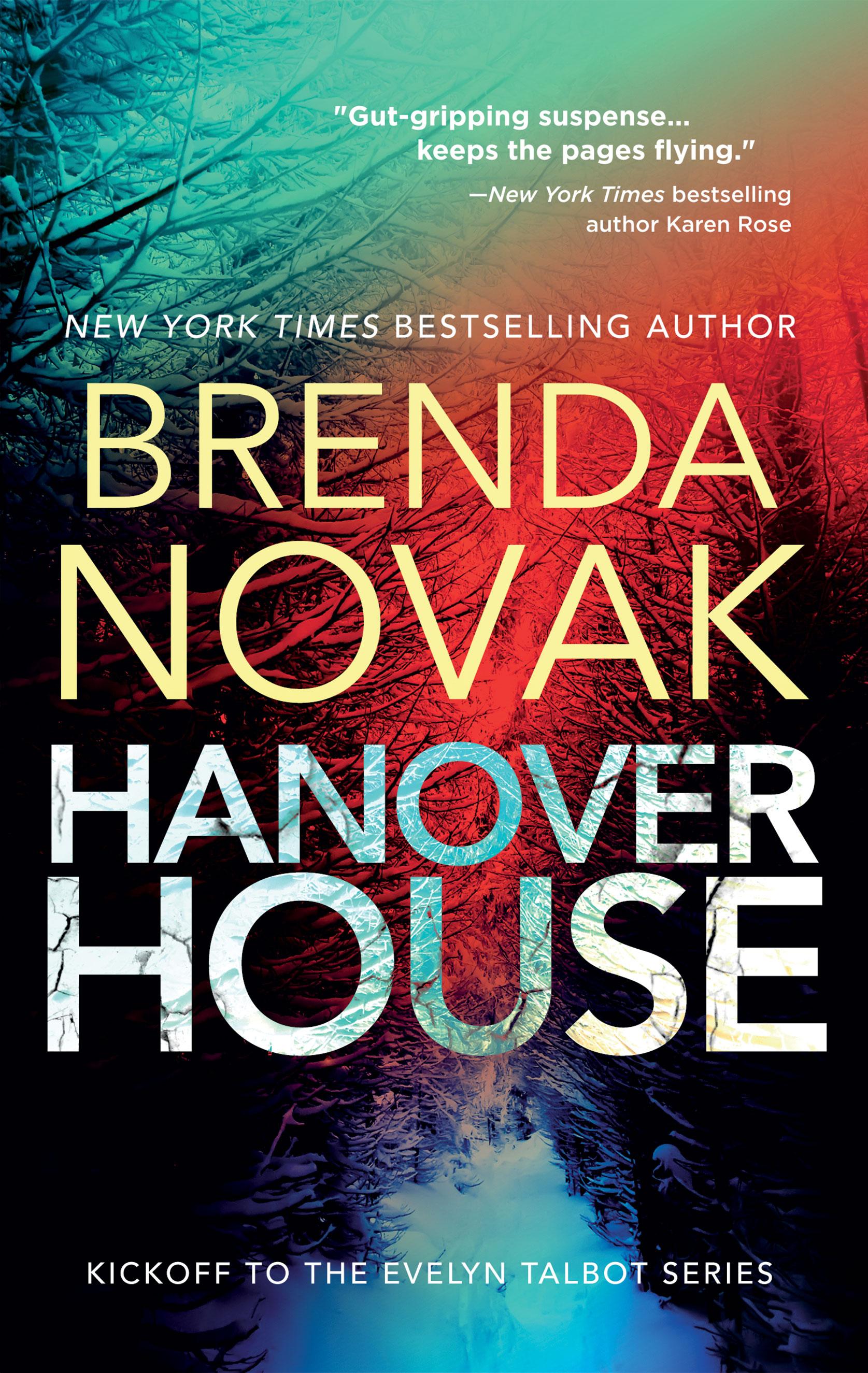 Hanover House Cover Art