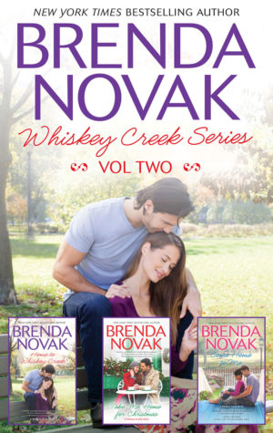 Whiskey Creek Volume Two Cover Art