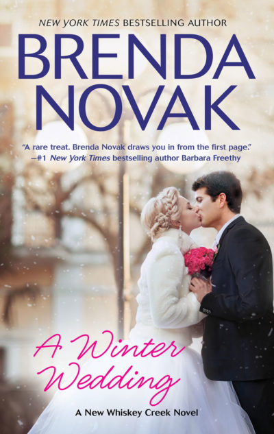 A WINTER WEDDING gets a TOP PICK from RT Book Reviews Magazine!