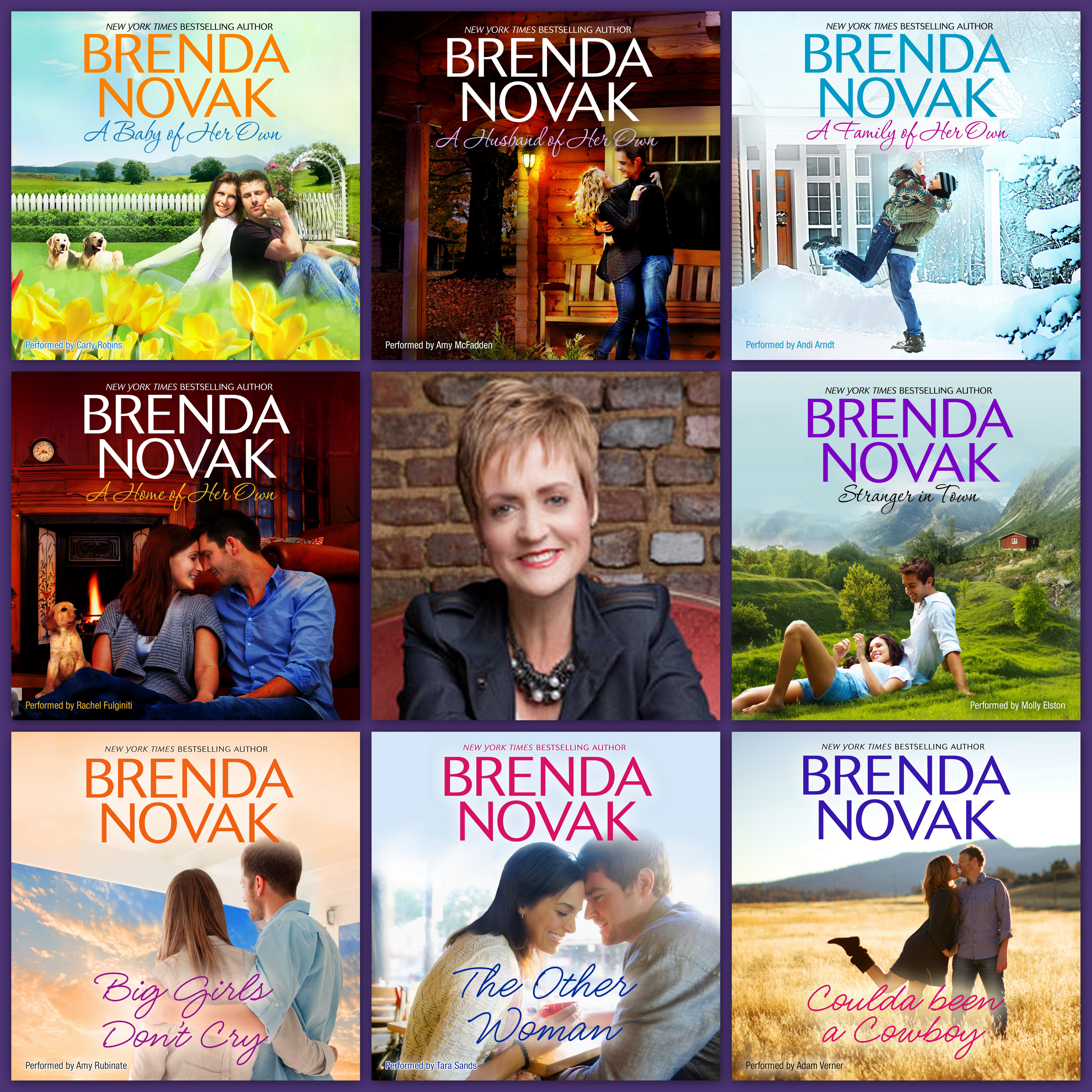 The Dundee Series is out on audio!