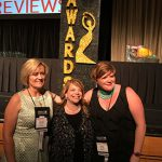 Brenda, RaeAnne Thayne & Molly O'Keefe at the 2016 RT Booklovers Convention Award Ceremony