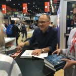 Author Chris Cleave – BEA 2016