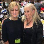 Brenda and Heather Graham 2016