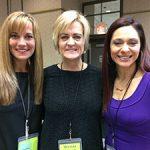 Tonya Kappas, Brenda and Kimberly Kincaid 2016
