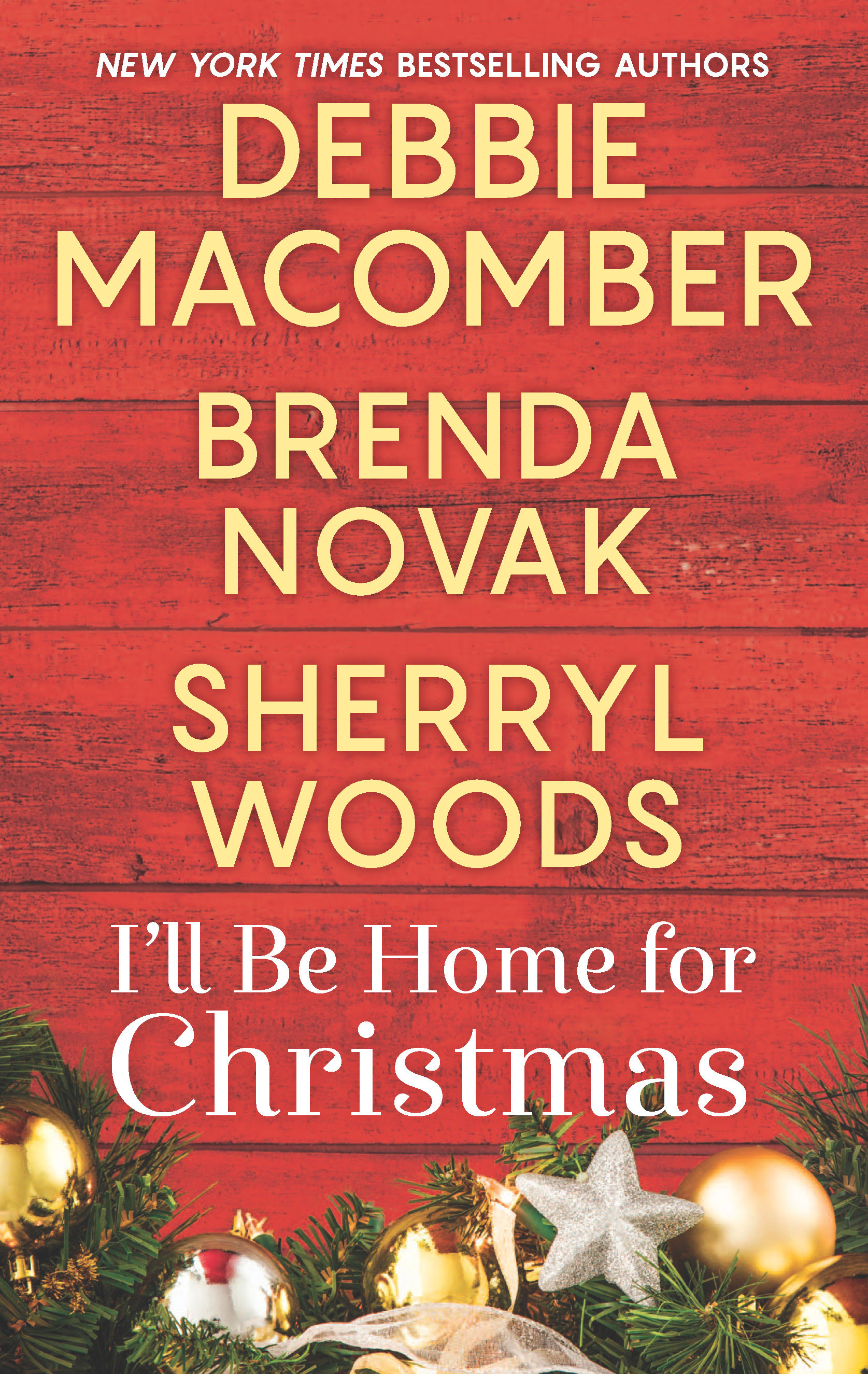 I'll Be Home For Christmas | Brenda Novak