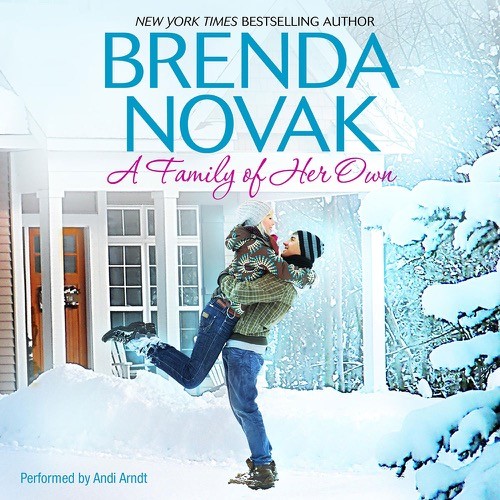 A Family of Her Own Audio Cover Art