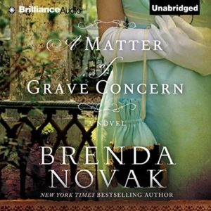 A Matter of Grave Concern Audio Cover Art
