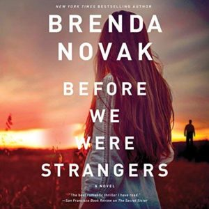 Before We Were Strangers Audio Cover