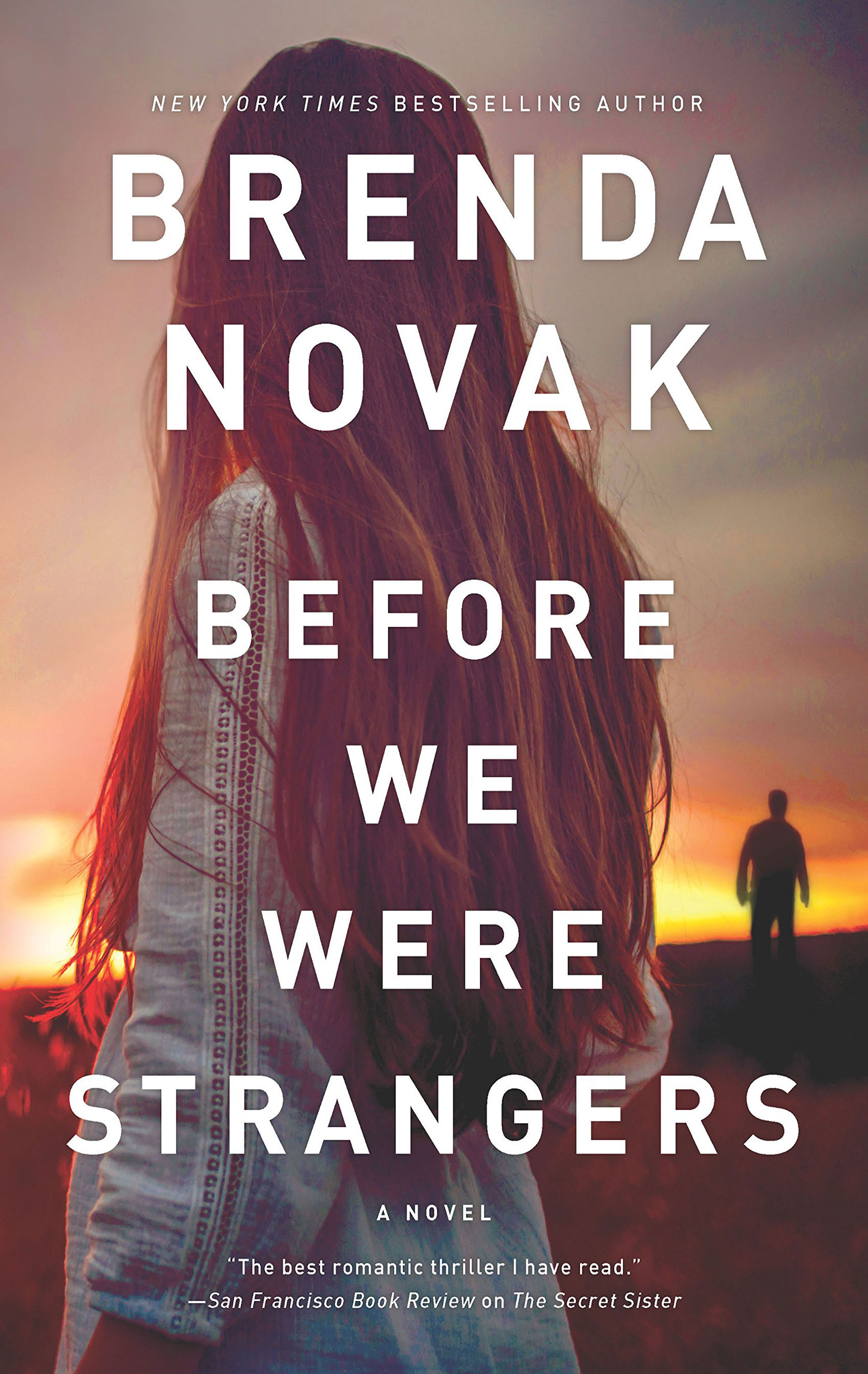 Before We Were Strangers Cover Art