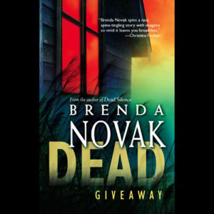 Dead Giveaway Audio Cover Art