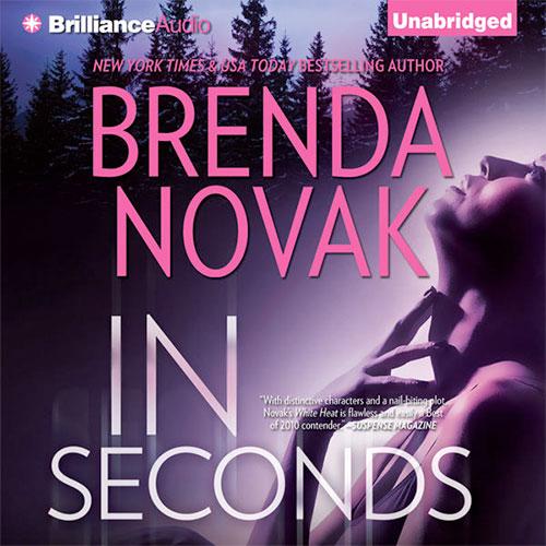 In Seconds Audio Cover Art