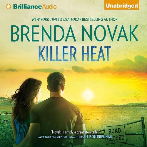 Killer Heat Audio Cover Art
