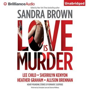 Love is Murder Audio Cover Art
