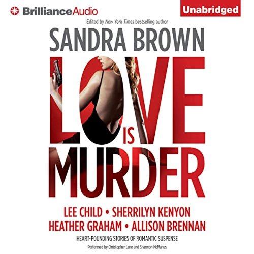 Love is Murder Audio Cover Art