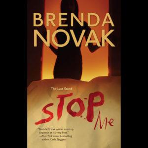 Stop Me Audio Cover Art