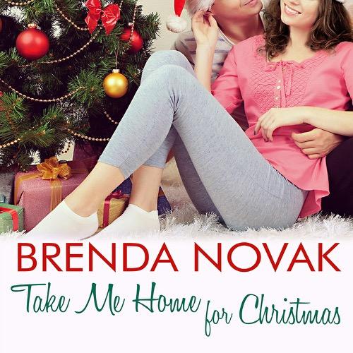 Take Me Home for Christmas Audio Cover Art