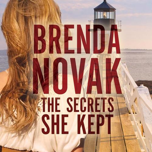 The Secrets She Kept Audio Cover Art