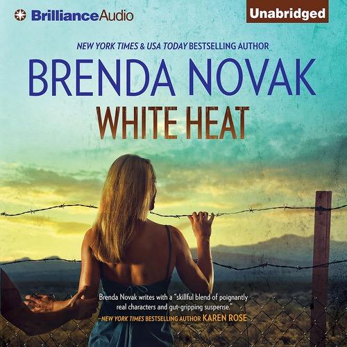White Heat Audio Cover Art