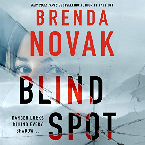 Blind Spot Audio Cover