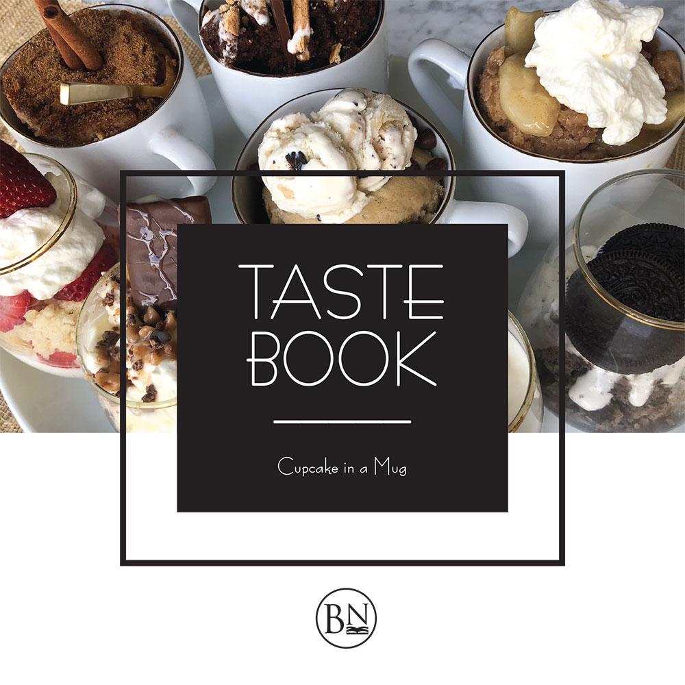 Taste Book - Cupcake in a Mug