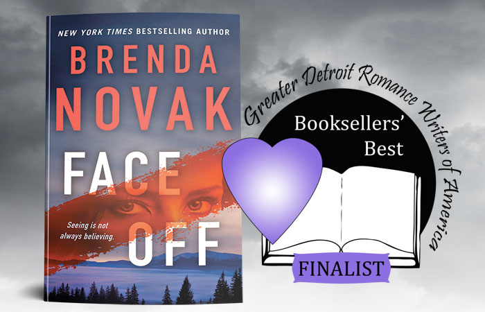 FACE OFF won the Bookseller's Best Award