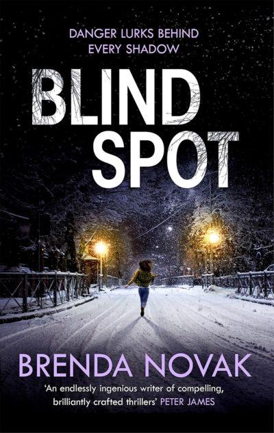 Blind Spot's UK Cover