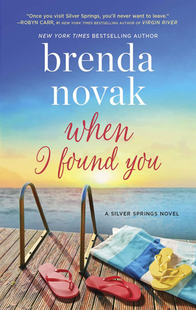 When I Found You Cover Reveal