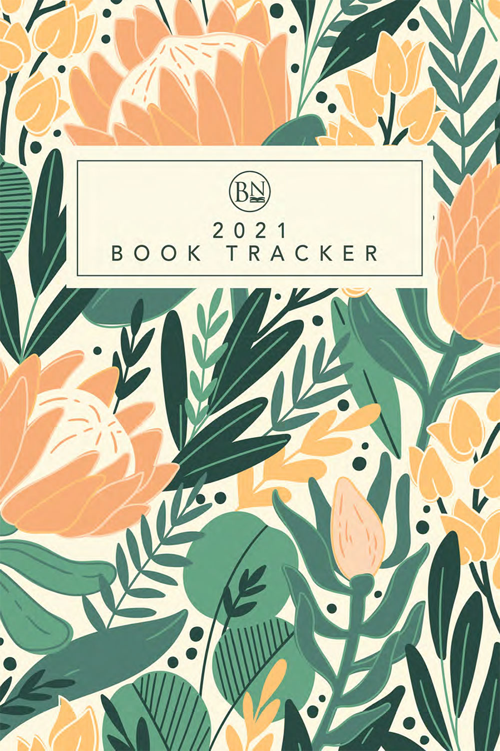 Download the 2021 Book Tracker for Free