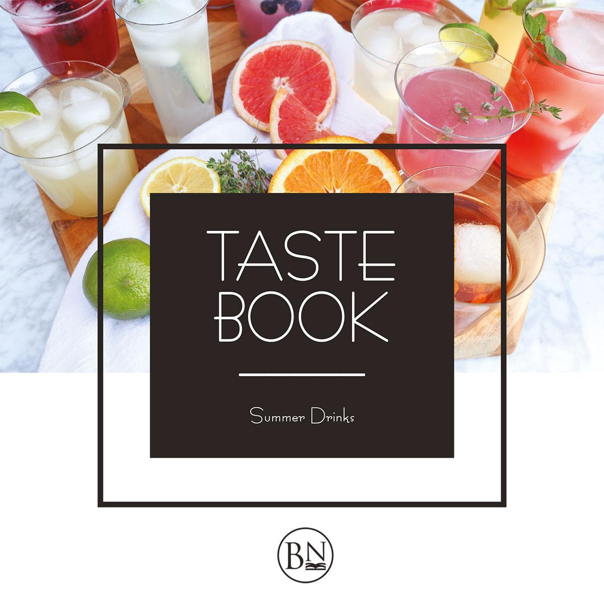 Taste Book Summer Drinks