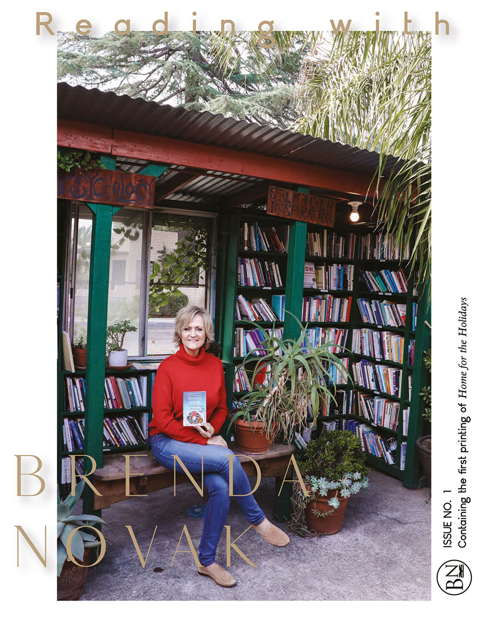 Download for Free: Reading with Brenda Novak — Issue No.1
