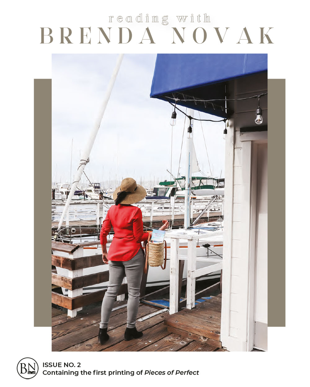 Download for Free: Reading with Brenda Novak — Issue No.2